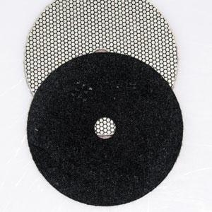 diamantschleifscheibe schleifscheibe mit k rnung 400 schleifen und polieren. Black Bedroom Furniture Sets. Home Design Ideas