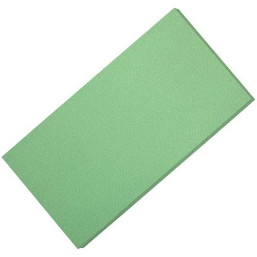 Ersatz-Moosgummiauflage grün