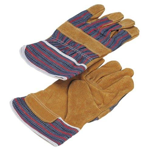 Work gloves, lined - Online Shop