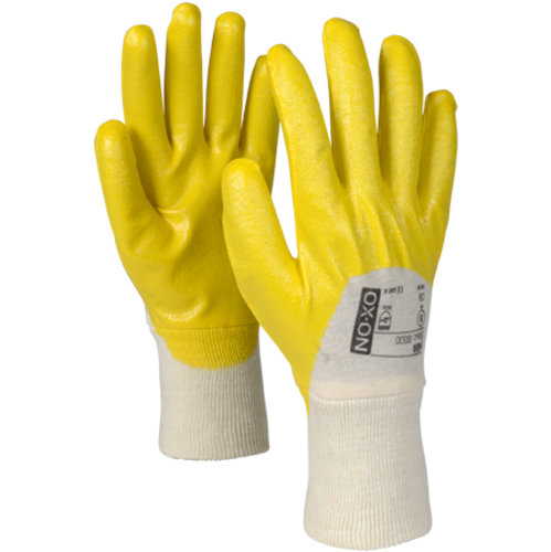 Gummed gloves, 1 Pair Order No. 10447