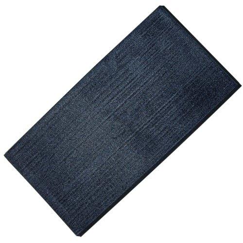 Ersatz-Moosgummiauflage schwarz