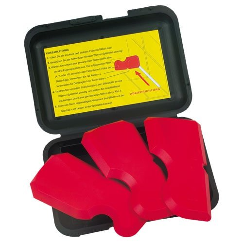Caulking set for silicone - Online Shop
