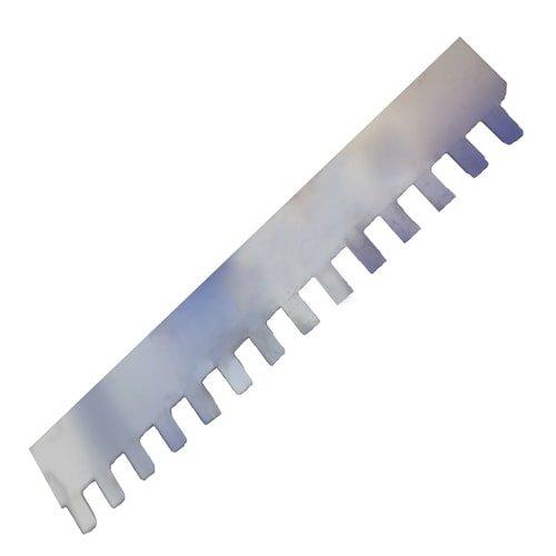 Zahnleiste wechselbar, 8 mm Zahnung kaufen bei KARL DAHM