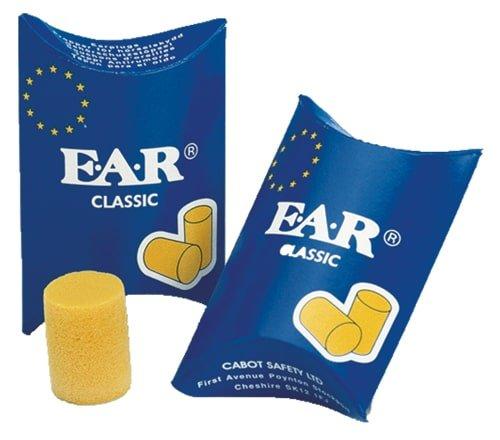 Gehörschutzstöpsel, 1 Paar