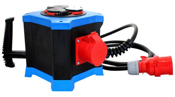 Baustellen Stromverteiler, Art.Nr 10995