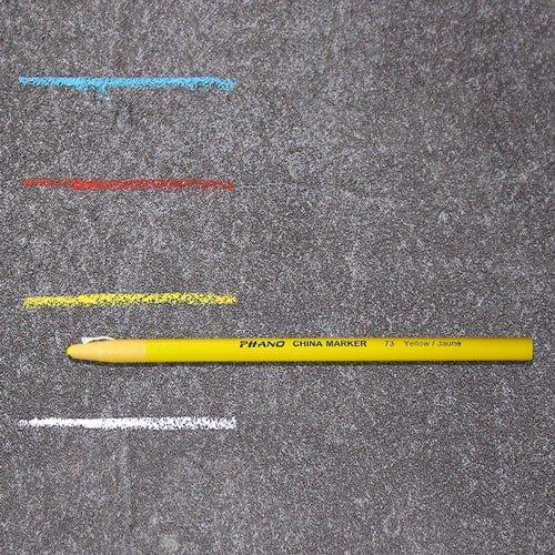 Markierungsstift wasserfest, gelb Art. 11052