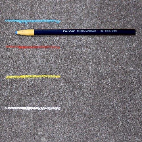 Markierungsstift blau, wasserfest