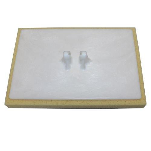 Ersatzträgerplatte mit Schwamm, Art.-Nr. 11132 zu Bodenwischer, Art.-Nr. 11131