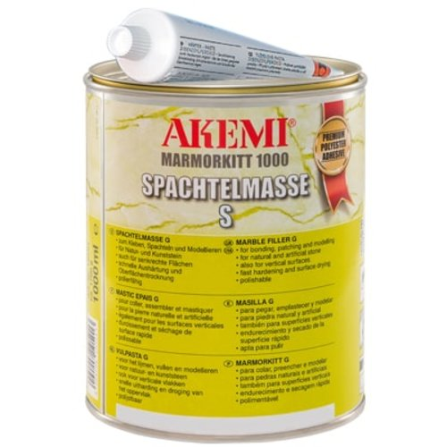 Marmorkitt 1000S, neutral, 1000 ml Art.-Nr. 11211