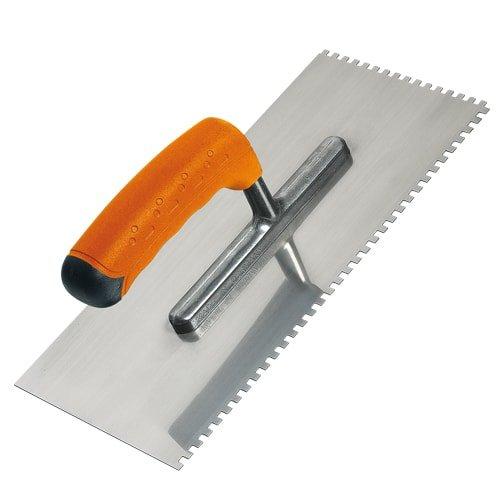 11785 Art.-Nr 500 mm Arbeitsbreite Zahnkelle Ideal 8//10 mm