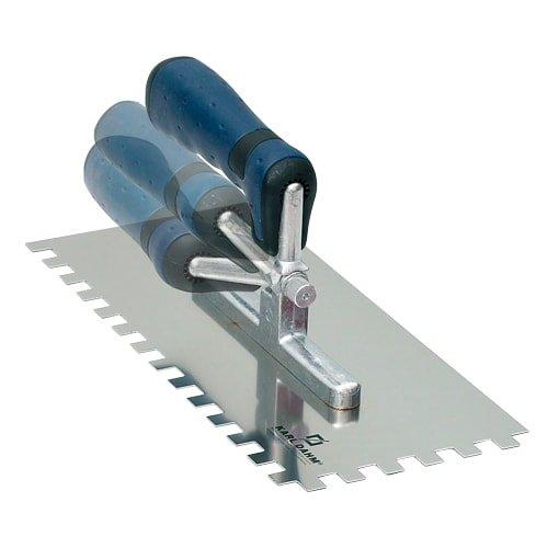 VARIO - Stainless steel trowel with adjustable handle