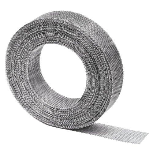 Schnittschutzband Gitter 5 cm x 10 m, V4A-Edelstahl - Schnittschutzband günstig kaufen bei KARL DAHM