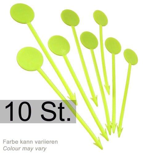 Messpunkte Estrich & Fußbodenheizung, 10 St. info
