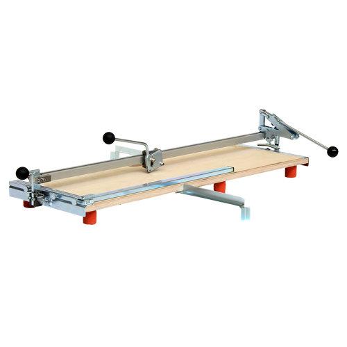 Fliesen brechen und schneiden -!NEU!-High-Line Plus Profi Fliesenschneider mit Brechvorrichtung 930 mm