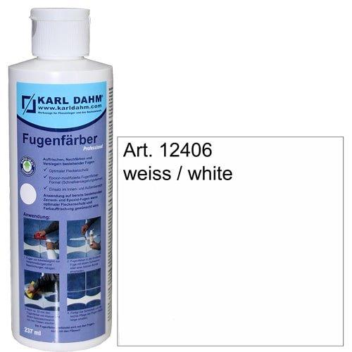 Fugenfärber weiß