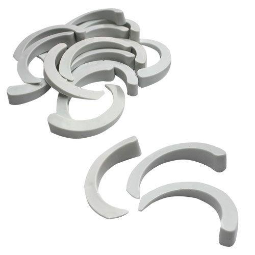 Fliesen-Sichelkeile Kunststoff, 100 St., 1-10 mm online shop