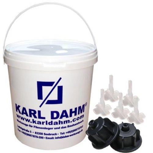 Levelmac® Fliesen-Nivelliersystem Basis-Set KARL DAHM