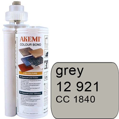 Colour Bond Farbkleber, grau Art. 12921