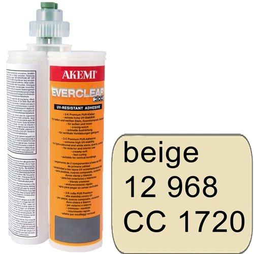 Everclear 2-Komponenten-Farbkleber, beige Art. 12968
