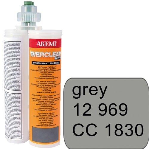 Everclear 2-Komponenten-Farbkleber, grau Art. 12969