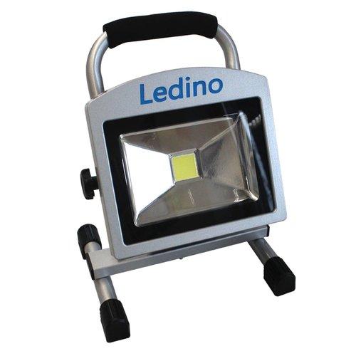 Akku-Baustrahler LED