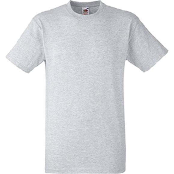 T- Shirt Grau verschiedene Größen