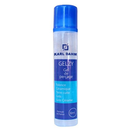 Gel de percage pour percer sans poussiere, no. d\'article 50364
