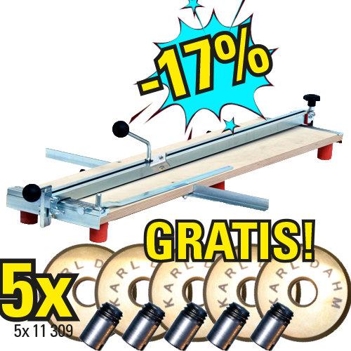 Ideal-Fliesenschneidemaschine 1000 mm