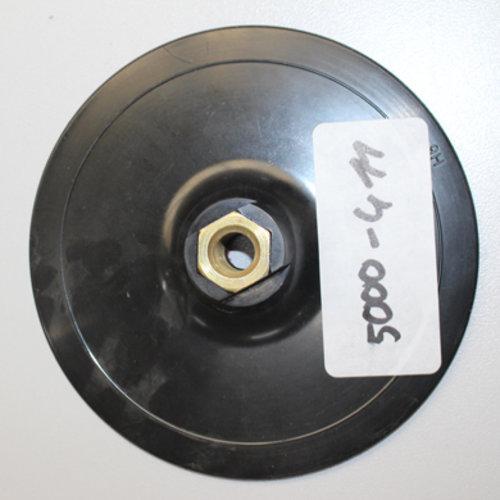 Klettteller Ø 180 mm mit Lammfellhaube 5000-412