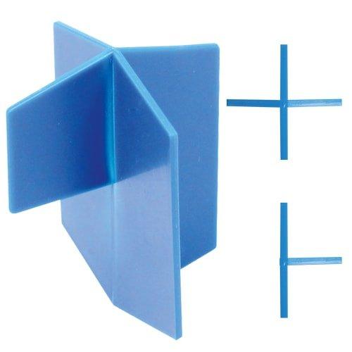 T-Stück + Fugenkreuz für 3 mm Fugen in einem KARL DAHM