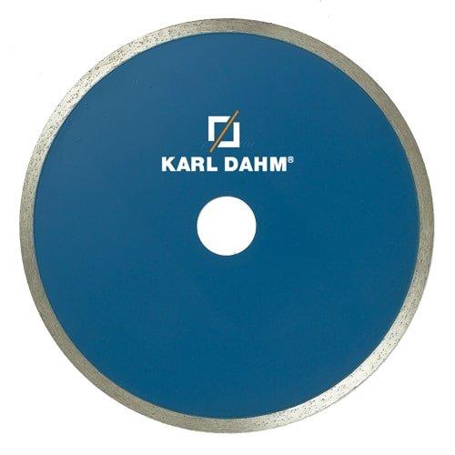 DNS 2: Trennscheibe 250 mm geschl. Rand KARL DAHM
