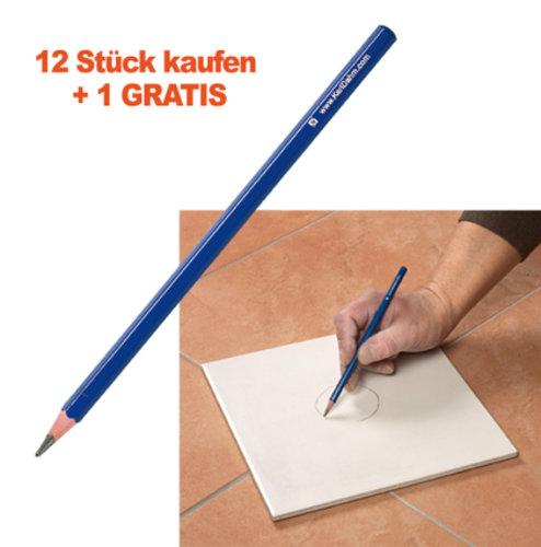 Spezial-Graphitstift, 12 Stück + 1 GRATIS Art. 16150