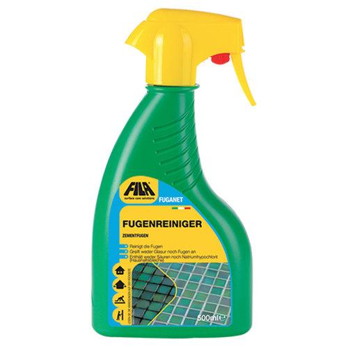 Fila Fugenreiniger 500 ml, grüne Sprühflasche - Fugen reinigen mit Fila Reinigungsprodukten