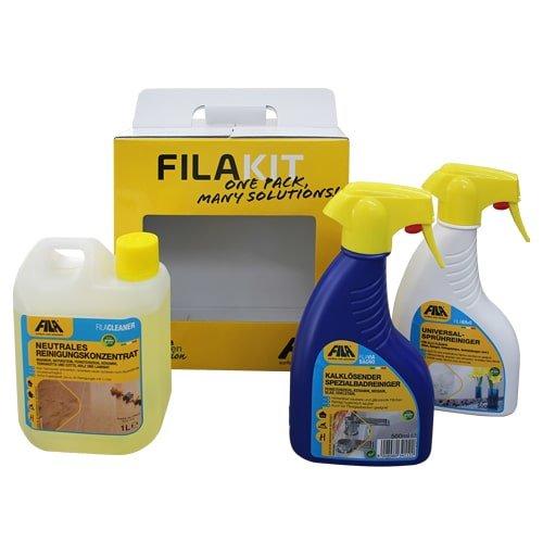 Fila-Kit Reinigungs- und Pflegemittel Art. 16164