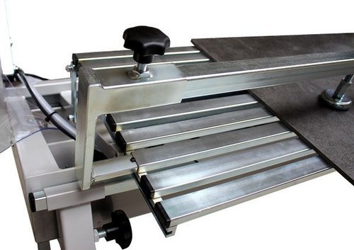 Holding system for miter cuts to wet saw super cut (no 30073), 150 cm, order no 21133