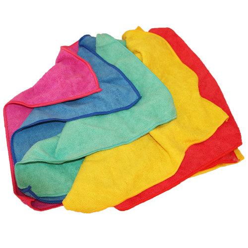 Mikrofasertuch in variierenden Farben Art.-Nr. 24060