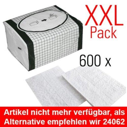 Industrie-Reinigungstuch XXL-Sparpack - 600 Stück KARL DAHM