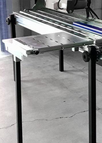 Seitlicher Auflagetisch für Steintrennmaschine D2 und D20, 63 cm