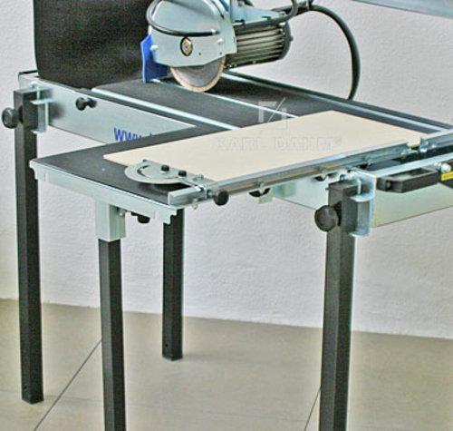 Seitentisch für D 8, verzinkt