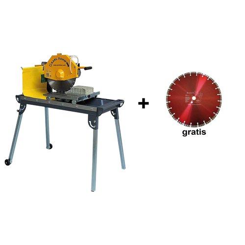 Steintrennmaschine D14 600 mm