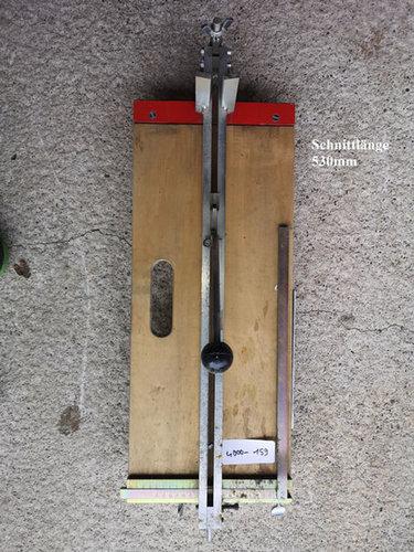 Ideal Fliesenschneider 530 mm Art. 4000-159