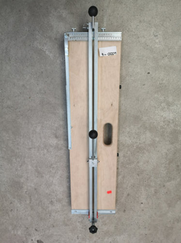 Fliesenschneider 86cm Art. 4000-4