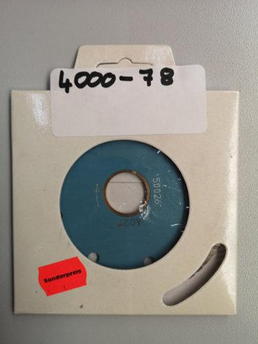 Trockenscheibe 115mm Feinsteinzeug 4000-78