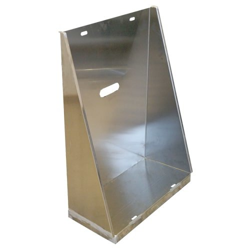 "Aluminiumwanne Levelmac® zu Baulift ""Mini-Flipper"" Art. 40042"