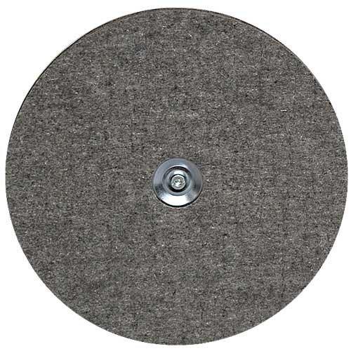 Schleifteller | Filz Aufnahmeteller für KD 55 Art. Nr. 40114