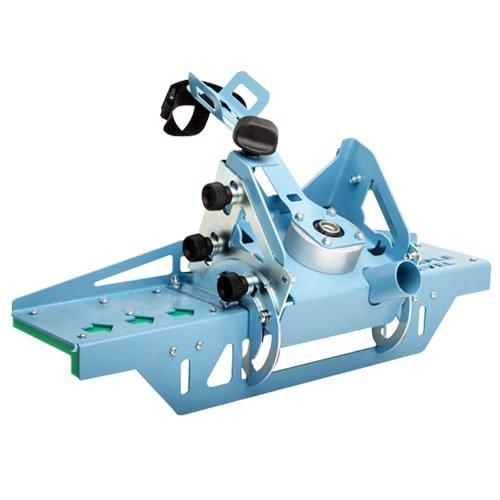 Anfasmaschine Sigma für Kantenprofile Sockelfliese