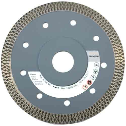 Diamond disc to Diamond cutting system