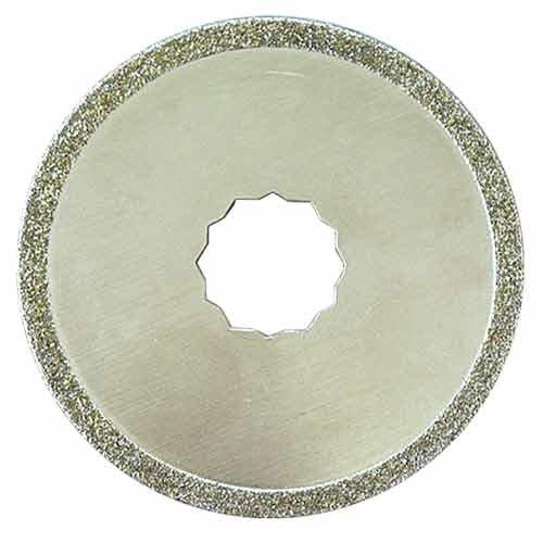 Diamantfugenfräser Rund 2,2 mm zu 41810