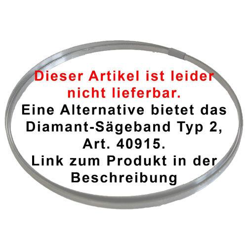 Diamant-Sägeband zur Diamant-Bandsäge KARL DAHM - Sägeband