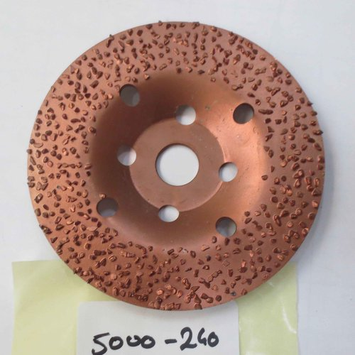 Schruppscheibe Hartmetall Ø 150 mm, Art.-Nr. 5000-240